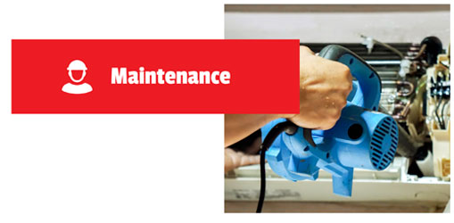 Maintenance Packages Are Available